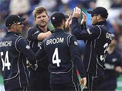 New Zealand Drop Jimmy Neesham, Neil Broom For India Tour