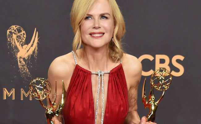 Emmys 2017: ऑस्कर विजेता निकोल किडमैन ने जीता अपना पहला एमी
