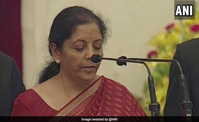 रक्षा मंत्री के रूप में अपने प्रमोशन पर बोलीं निर्मला सीतरमण, यह 'दैवीय कृपा' है
