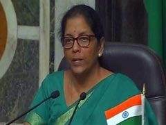 Nirmala Sitharaman Holds Round Table For 'Energising Make In India' In Defence Sector