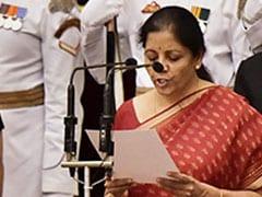 Cabinet Reshuffle: Nirmala Sitharaman Is New Defence Minister, Piyush Goyal Gets Railways