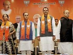 BJP Trains Gujarat Leaders On Countering Congress' Meme Attack On Social Media