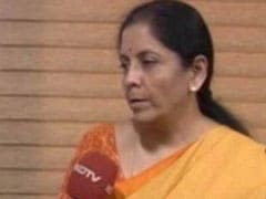 Nirmala Sitharaman Says Appointment A 'Message' On Women's Status