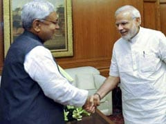 """With A <i>Sahyogi</i> Like Nitish Kumar"": In PM Modi's Praise, A Message"