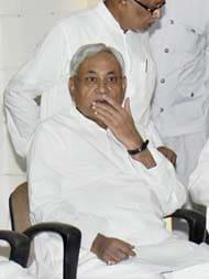 ...जब नीतीश कुमार ने पार्टी नेताओं से कहा, 'अगर मैं मर जाऊं?'
