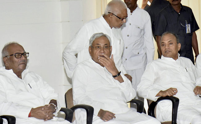 'And When I Die?' Nitish Kumar's Casual Question Stuns His Party