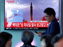 After New North Korea Missile Test, US Says Has Military Options