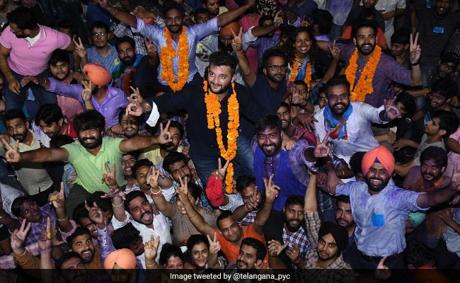 DUSU elections: ABVP eyes fifth consecutive win as voting begins