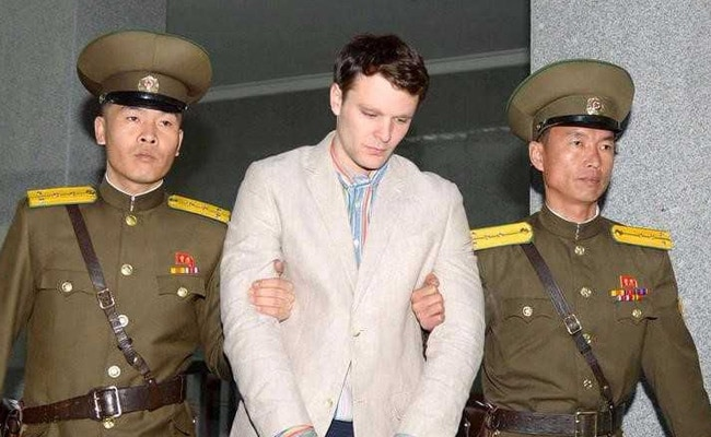 North Korea Accuses 'Old Lunatic' Trump Of Exploiting US Student's Death
