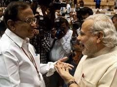 Like Notes Ban, Bullet Train Will Kill Everything: P Chidambaram's Jibe At PM Modi