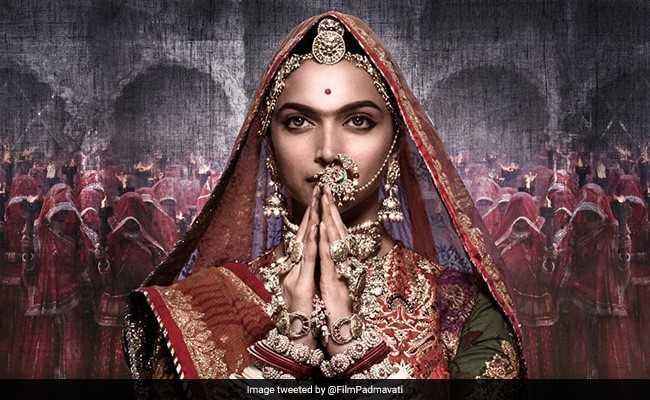 Padmavati First Look: स्वागत कीजिए, पद्मावती पधार चुकी हैं...