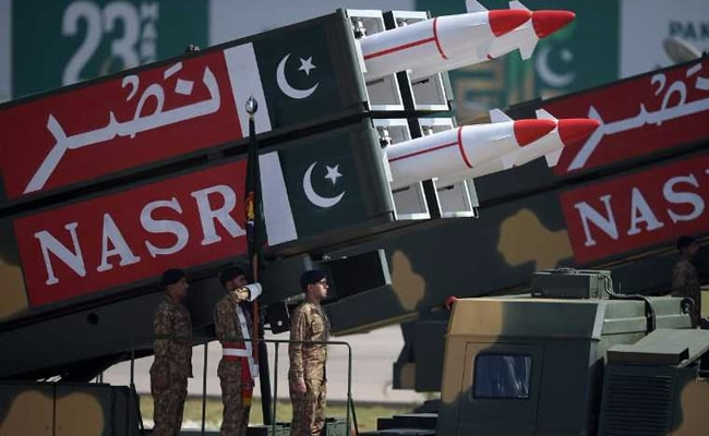 Pak Tactical Nukes Surest Route To Escalate War To Nuclear Level: Report
