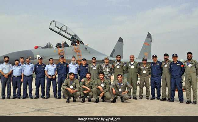China And Pakistan Pilots Fly Jets In Joint Combat Exercise Shaheen-VI