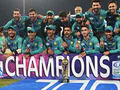 Pakistan Welcome Return Of International Cricket With Series Win