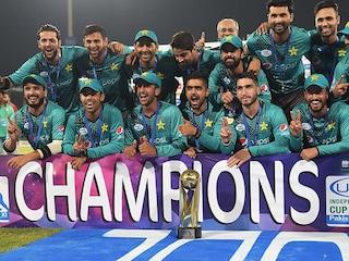 Pakistan Welcome Return Of International Cricket With Series Win vs World XI