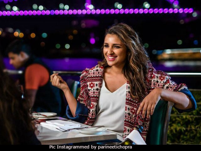 Parineeti Chopra's Postcard-Worthy Pics From Australia Light Up Twitter
