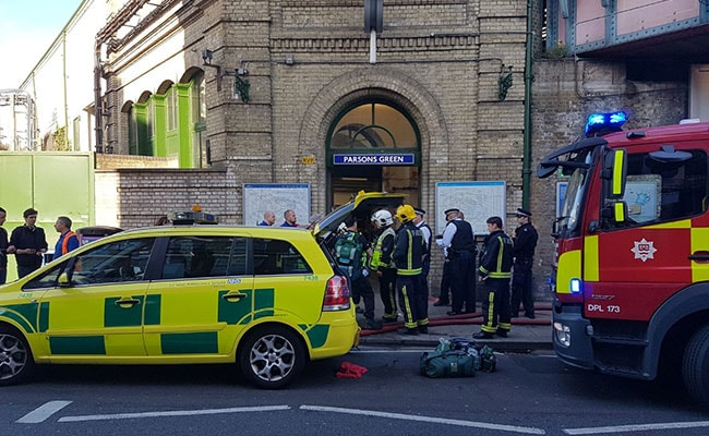 Two Suspects Released In London Underground Train Attack Probe