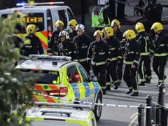 Second Man Arrested Over London Train Attack