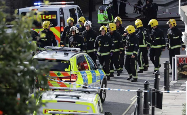 In London Tube Attack, Passengers Burnt, Some Covered With Blood