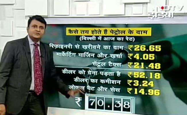 पेट्रोल की पोल खोल: कैसे 26 रुपये का पेट्रोल 70 रुपये का हो जाता है