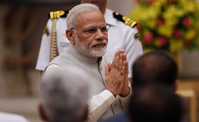 #HappyBirthdayPM: How Twitter Is Celebrating PM Modi's Birthday