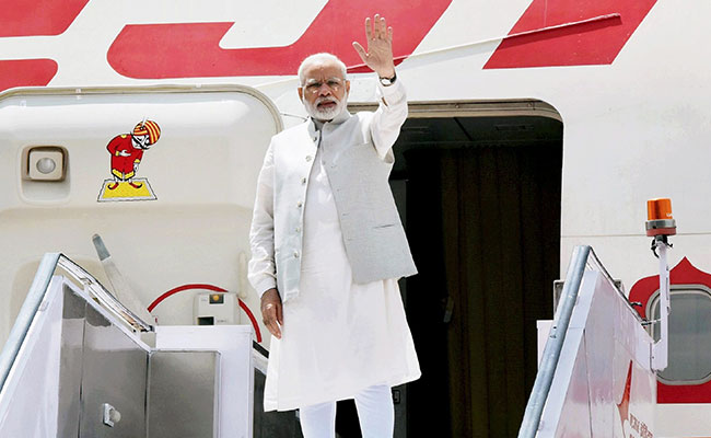 BRICS Summit Live: PM Narendra Modi Arrives In China