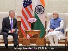 US Defence Secretary James Mattis Mattis Meets PM Modi, Discusses Enhanced Indo-US Cooperation