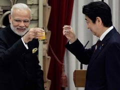 For Shinzo Abe, Gujarati <i>Thali</i> On Terrace With PM Modi's Favourite Dish