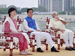 Why Is PM Abe Being Hosted In Gujarat, Not Delhi, Asks Congress