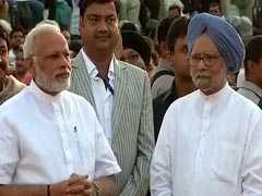 PM Modi Never Met Me Over Sardar Sarovar Dam Issue: Manmohan Singh