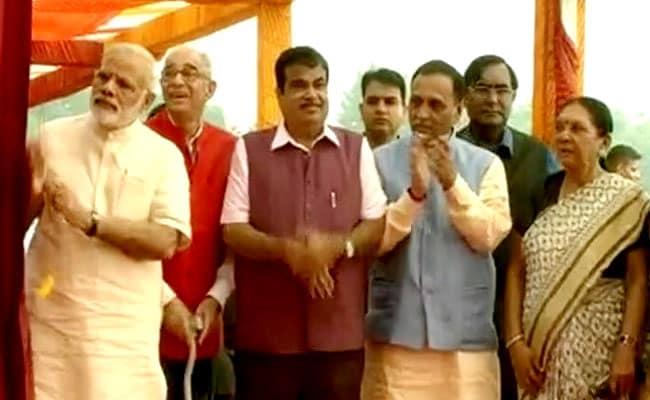 पीएम नरेंद्र मोदी ने अपने जन्मदिन पर राष्ट्र को दी सरदार सरोवर बांध की सौगात