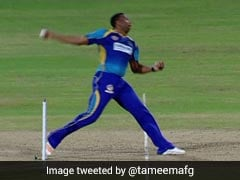 Caribbean Premier League: Kieron Pollard Bowls No-Ball To Deny Evin Lewis 2nd Fastest Ton In Cricket History