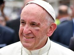 Pope Bumps Head, Hurts Left Eye While Riding Popemobile In Colombia