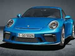 Frankfurt 2017: Porsche 911 GT3 Touring Package Debuts With Manual Gearbox