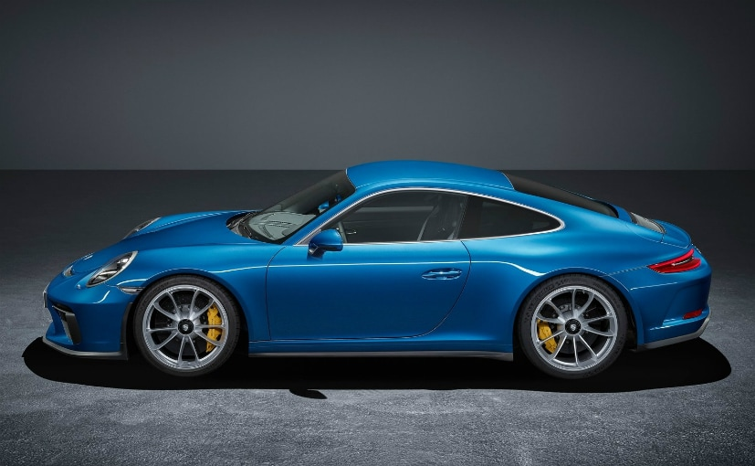 The Porsche 911 GT3 Touring Package Doesn't Have Time For Massive Wings