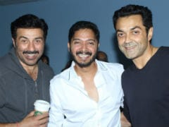 <i>Poster Boys</i> Preview: Sunny Deol, Bobby Deol, Shreyas Talpade Set To Present Their 'Unique Problem'