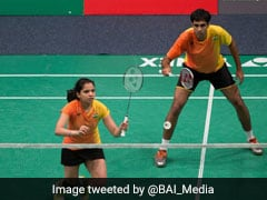 Japan Open: Indian Campaign Ends As Pranaav Chopra/Sikki Reddy Lose In Mixed Doubles Semis