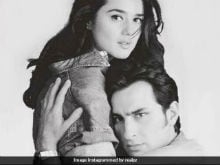 Preity Zinta And Saif Ali Khan From Their First Photoshoot. <i>Kya Kehna</i>?