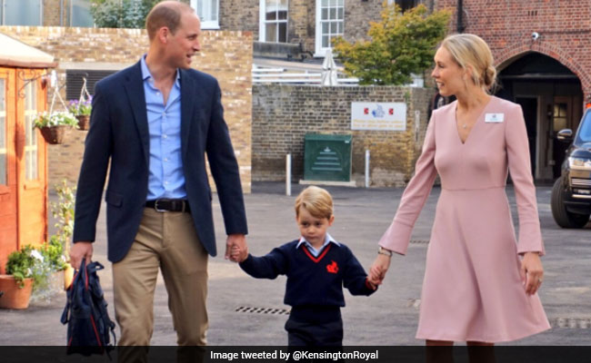 Prince George School Intruder Is A Royal 'Superfan', Says A Report
