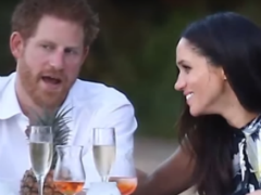 <i>Jab</i> Prince Harry Met Meghan Markle: 'Happy And In Love'