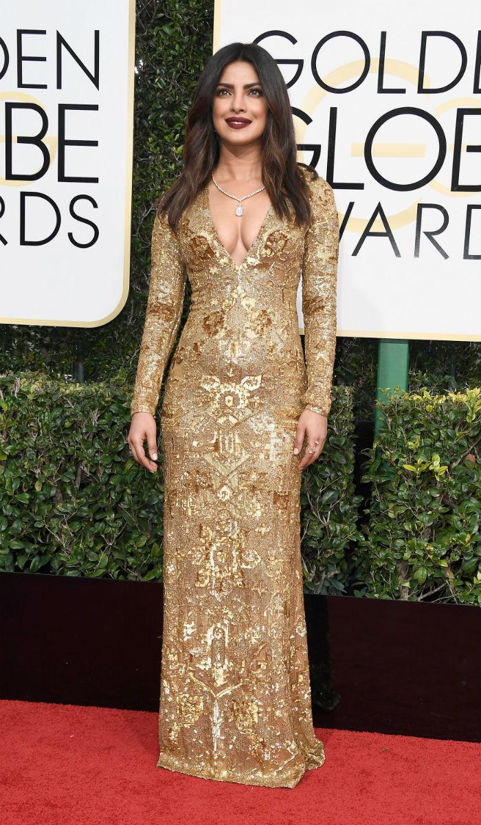 Emmys 2017: A Recap Of Priyanka Chopra's International Red ...