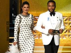 Emmys 2017: That's Priyanka Chopra, Not Chopa. Twitter Schools Announcer
