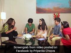 Priyanka Chopra Interviewed By Children, Calls It Her 'Toughest' Ever
