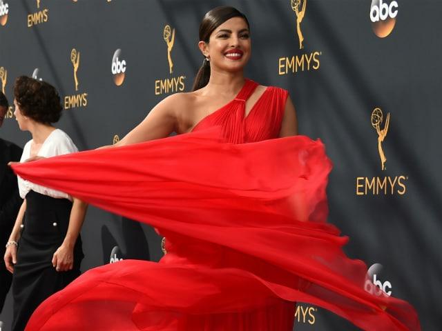 Emmys 2017: Priyanka Chopra To Present Again. Joins Nicole Kidman And Others