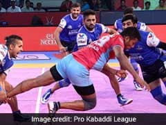 Pro Kabaddi League: Jaipur Pink Panthers, Haryana Steelers Match Ends In Draw