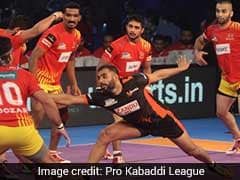 Pro Kabaddi League: Gujarat Fortunegiants Beat U Mumba 45-23