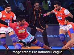 Pro Kabaddi League: Haryana Steelers Beat Jaipur Pink Panthers 30-26