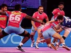 Pro Kabaddi League: Jaipur Pink Panthers Defeat Dabang Delhi 36-25