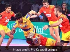 Pro Kabaddi League: Tamil Thalaivas Edge Gujarat Fortunegiants 35-34