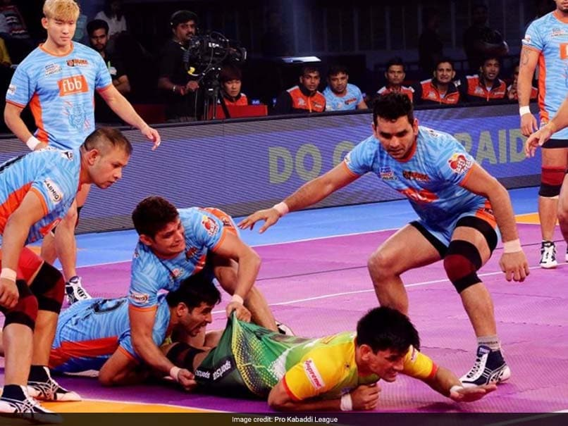 Pro Kabaddi League: Bengal Warriors Stun Patna Pirates 41-38